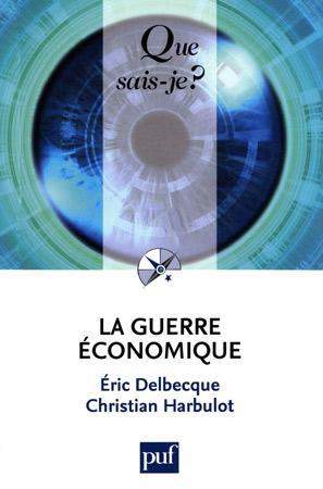Eric Delbecque - la guerre économique