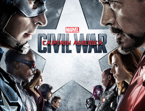A VOIR : DVD de Captain America : Civil War, Batman v Superman : L'Aube de la justice, et X-Men : Apocalypse